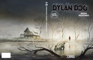 Dylan Dog 337 Copertina variant per Lucca Comics 2014 di Gipi Fuori Serie