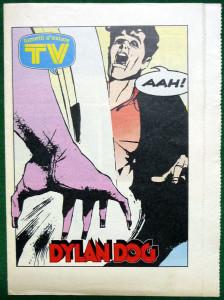 Dylan-Dog-su-TV-Sorrisi-e-Canzoni-La-Cosa-1992-261333296375 Fuori Serie Dylan Dog