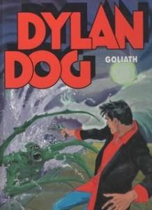 GOLIATH fuori serie dylan dog