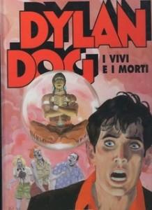 I-VIVI-E-I-MORTI copertina Fuori Serie Dylan Dog