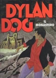 IL-MONASTERO copertina Fuori Serie Dylan Dog