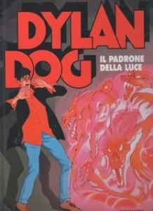 IL-PADRONE-DELLA-LUCE copertina Fuori Serie Dylan Dog