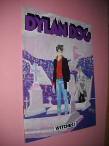 Witches! Fuori Serie Dylan Dog
