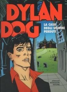 LA-CASA-DEGLI-UOMINI-PERDUTI nessuna copertina Fuori Serie Dylan Dog