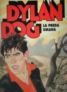 LA-PREDA-UMANA copertina Fuori Serie Dylan Dog