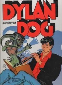 MEFISTOFELE-1 Fuori Serie Dylan Dog