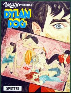Max-presenta-Dylan-Dog-Spettri-Allegato-a-Max- Fuori Serie Dylan Dog