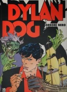 ORRORE-NERO Fuori Serie Dylan Dog