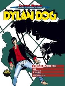copertina Fuori Serie Dylan Dog