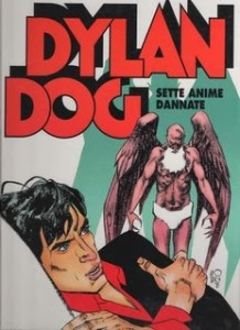 SETTE-ANIME-DANNATE Fuori Serie Dylan Dog