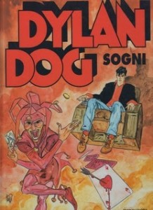 SOGNI copertina Fuori Serie Dylan Dog