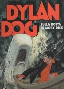 SULLA-ROTTA-DI-MOBY-DICK copertina Fuori Serie Dylan Dog