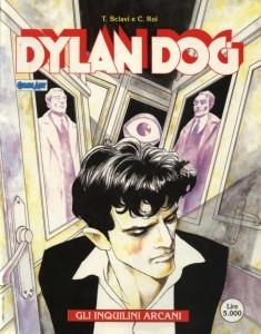 gli inquilini arcani Fuori Serie Dylan Dog