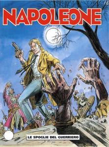 napoleone 42 fuori serie dylan dog copertina omaggio