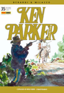copertina Fuori Serie Dylan Dog ken parker collection