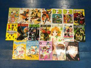 Manga Star Comics, Planet Manga