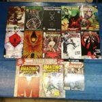 Comics Marvel, RW Lion, Saldapress