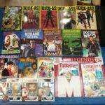 Bao Publishing, Sergio Bonelli Editore, Gazzetta dello Sport, RW Lion, Panini Comics, Disney, Funko