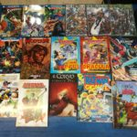 RW Lion, Panini Comics, Edizioni BD