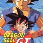 Copertina manga di Dragon Ball GT Anime Comics