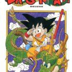 Copertina manga di Dragon Ball deluxe