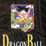 Copertina manga di Dragon Ball Book
