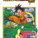 Copertina manga di Dragon Ball Super