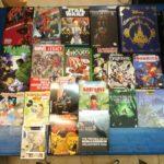 Panini Comics, RW Lion, Giunti Editore, Panini Disney, Saldapress, Sergio Bonelli Editore