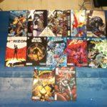 RW Lion, Panini Comics, Saldapress
