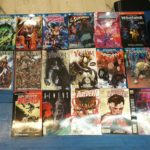 RW Lion, Saldapress, Panini Comics