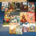 Panini Comics, Disney Panini, Saldapress, Oblomov, Sergio Bonelli Editore