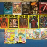 Panini Comics, Saldapress, RW Lion, Sergio Bonelli Editore