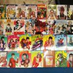 Planet Manga, RW GOEN, Star Comics, J-POP, GP Publishing