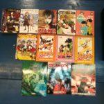 Planeta Manga, Star Comics, Sergio Bonelli Editore