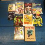 Sergio Bonelli Editore, Panini Comics Disney, Magicpress, Panini Comics