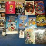 Funko, Feltrinelli, Panini comics, RW Lion, Disney, Tunuè, Star Comics, Tribe