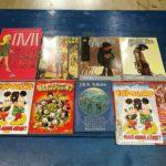 Bao Publishing, RW Lion, Panini Comics Disney, Sergio Bonelli Editore, Giochi Uniti Srl