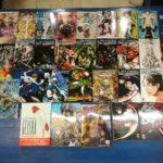 Panini Comics, J-POP, Planet Manga, Star Comics