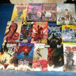 Panini Comics, Saldapress, Bao Pubblishing, Diabolo Edizioni, RW Lion