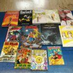 Bao Publishing, 001 Edizioni, Panini Disney, Shockdom