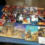 Magicpress, Panini Comics, RW Lion