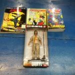 Sergio Bonelli Editore, Shockdom, Panini Comics Disney, Todd McFarlene Toys