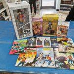 Fumetti, Manga e Action Figure